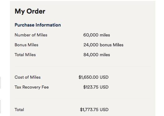 Alaska Miles Bonus 60000