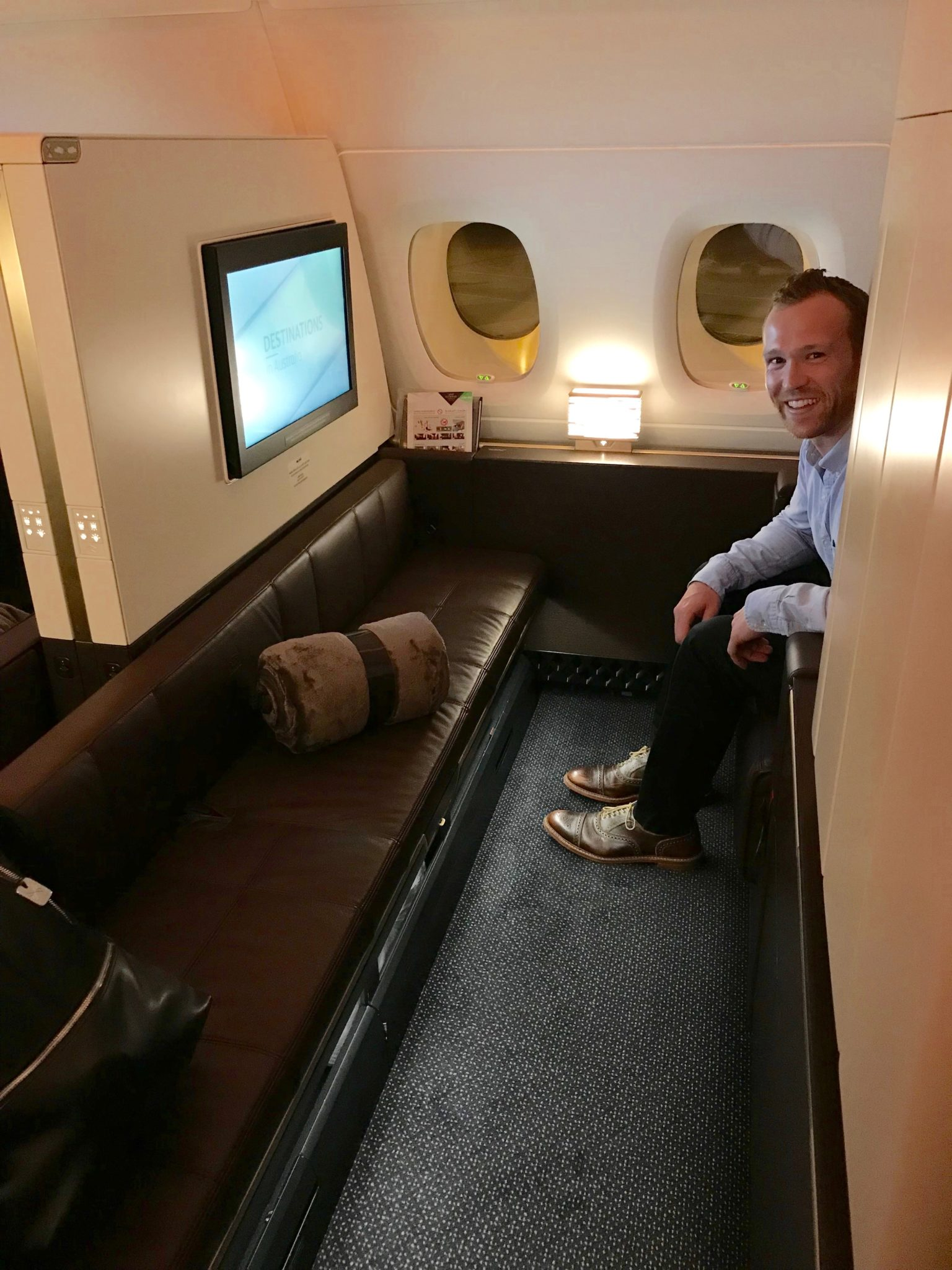 Etihad First Class Apartment - Apartment 4K from Doorway