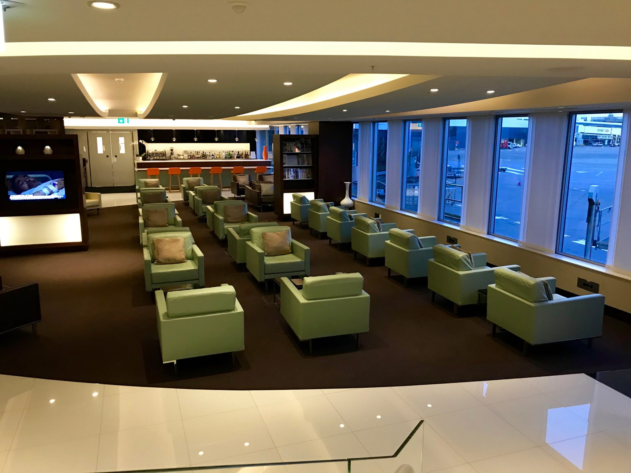Etihad First Class Apartment - Sydney First & Business Lounge