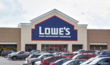 Lowe's Storefront for the Lowe's Advantage Credit Card