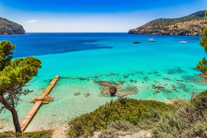 Majorca Island Spain