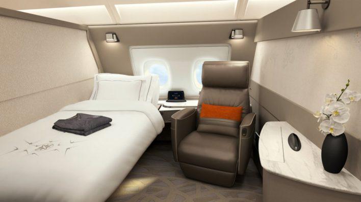 A380 Singapore Suite
