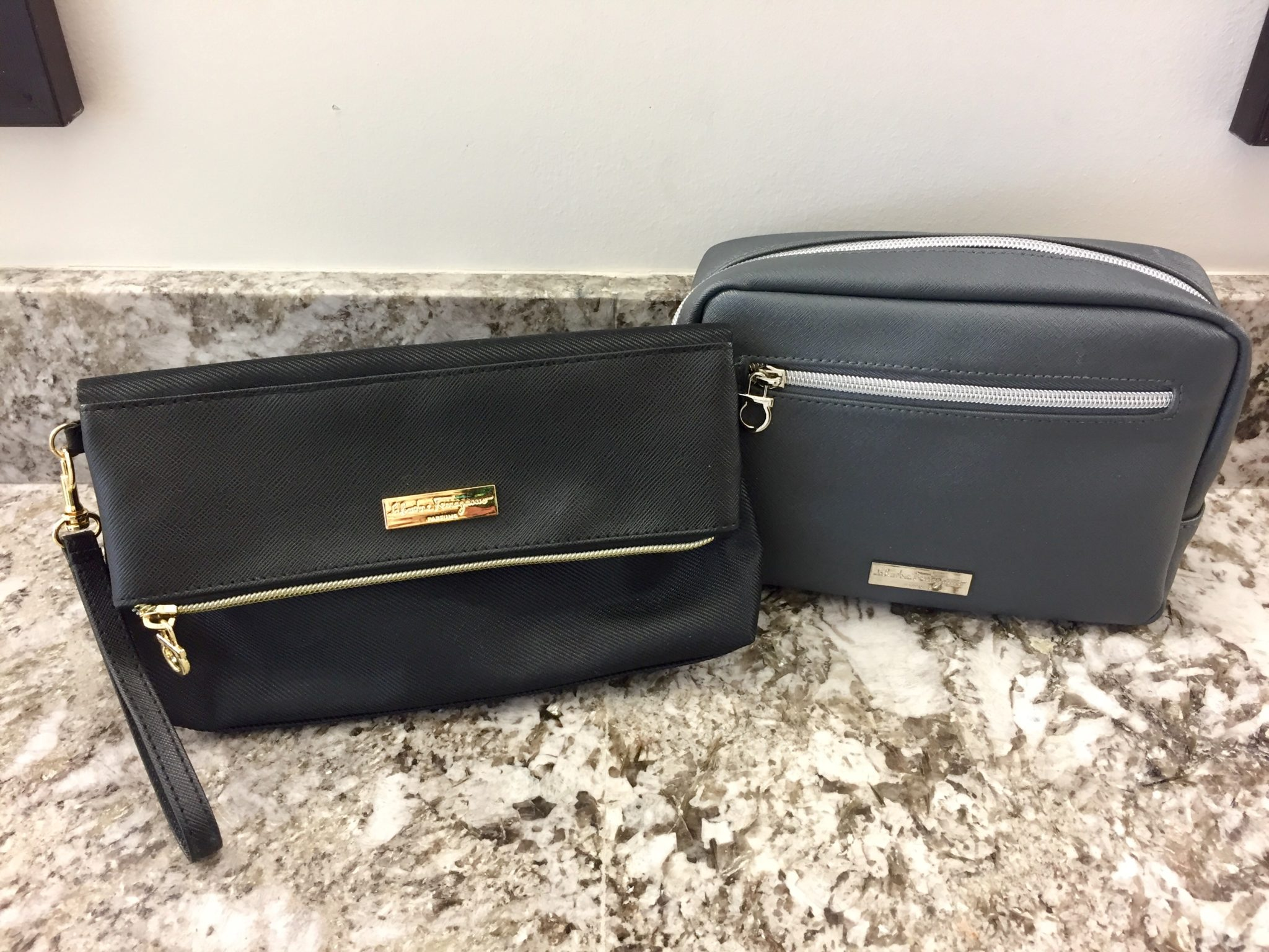 Singapore Suites First Class - Amenity Kits