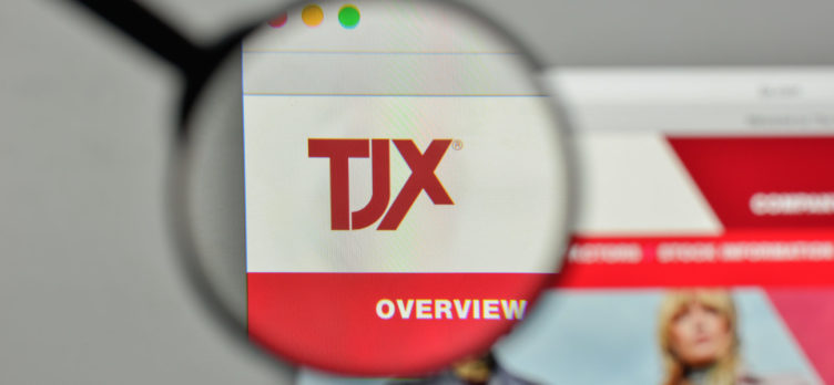 TJX Rewards for TJMaxx