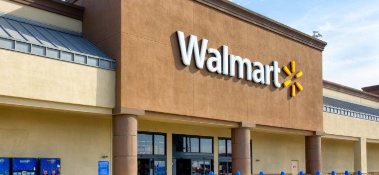 Walmart Storefront Concerning Walmart Credit Cards