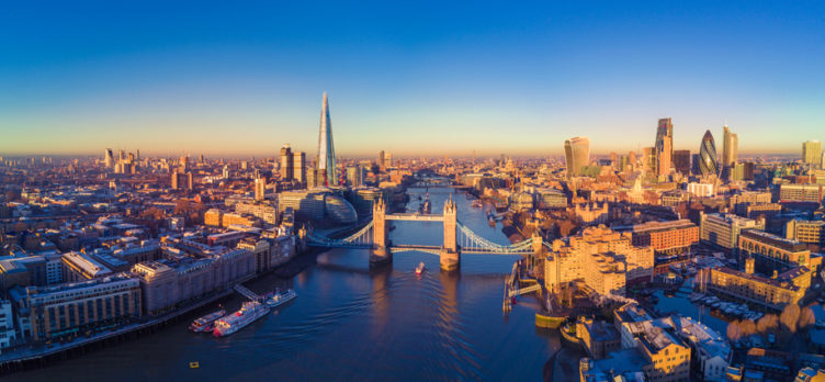 Best Ways to Fly to London with Points & Miles; London City