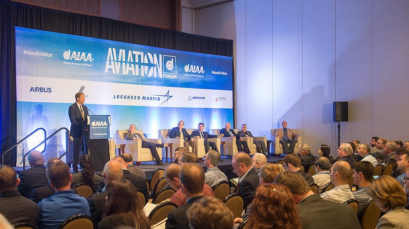 AIAA Aviation Forum 2017 - Upgraded Points Best Aviation Events, 2018