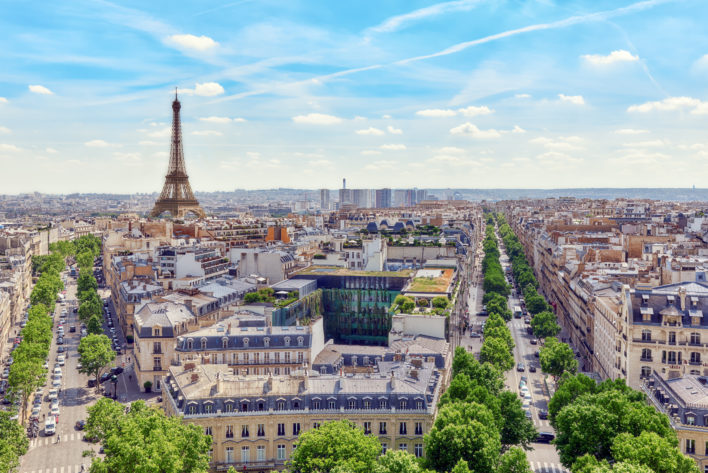 best ways to fly to paris with points miles step by step