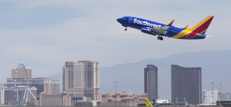 Southwest Airlines Las Vegas