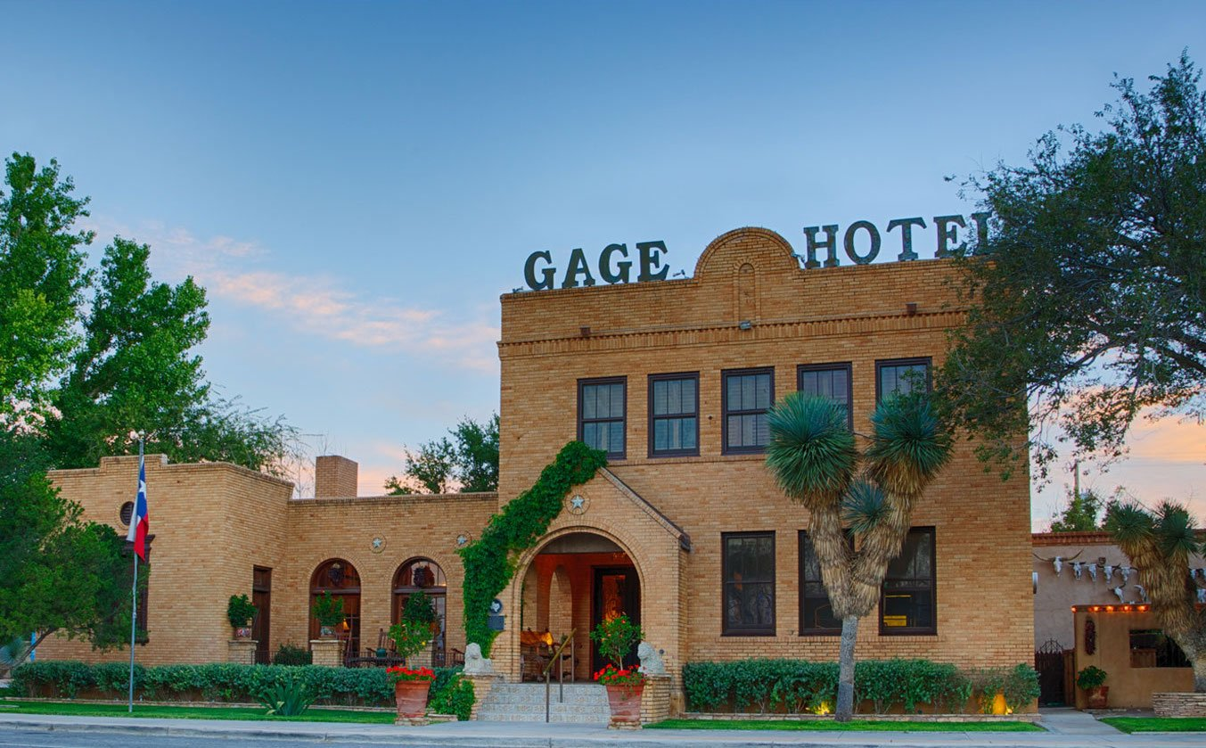 The Gage Hotel - UP Best Boutique Hotels Texas
