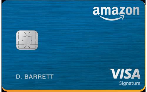 Amazon Rewards Visa Signature Credit Card – Full Review [2020]