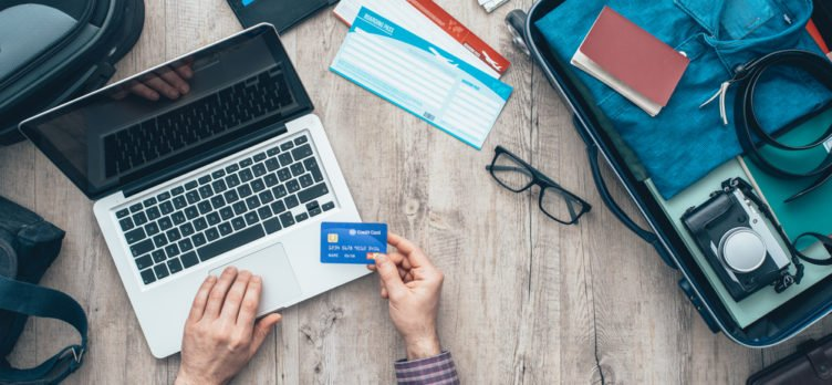 Booking Trips with a Travel Rewards Credit Card