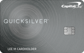 Capital One® Quicksilver® Cash Rewards Card — Full Review [2021]