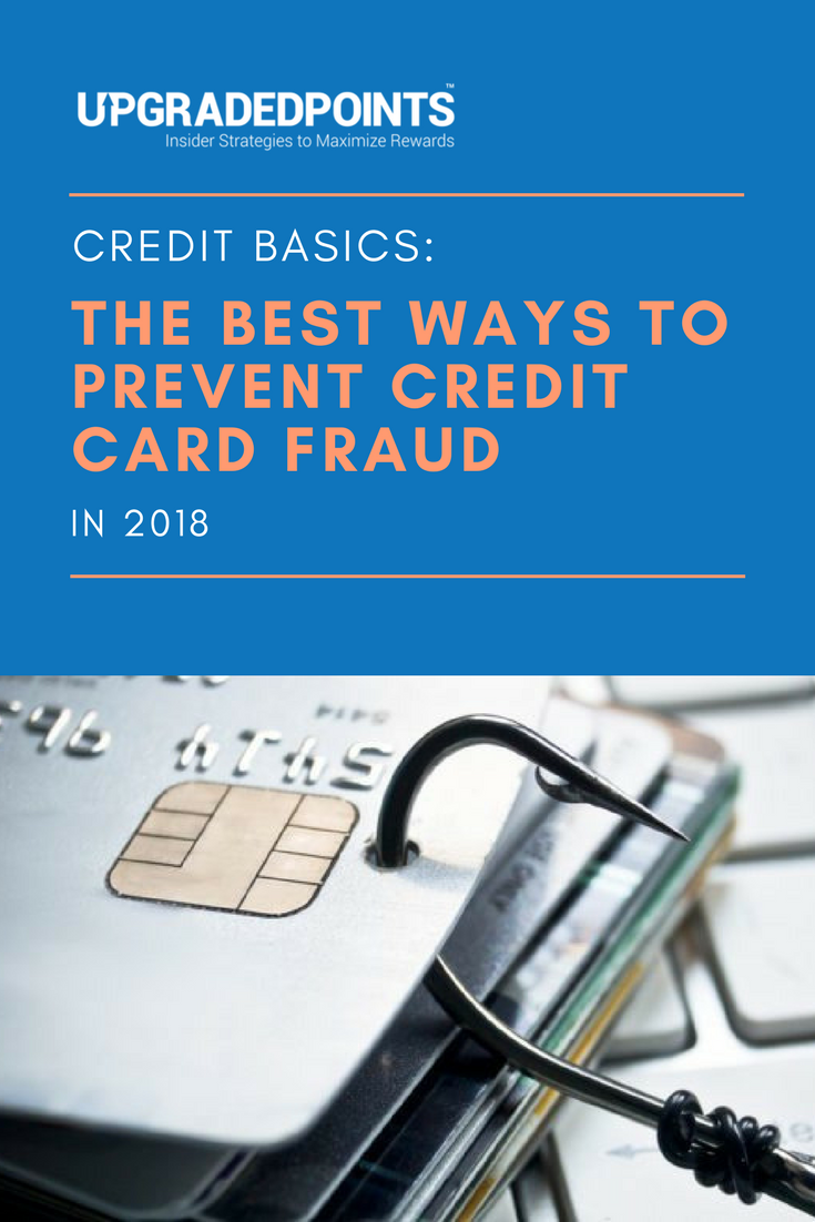 The Best Ways To Prevent Credit Card Fraud 2020