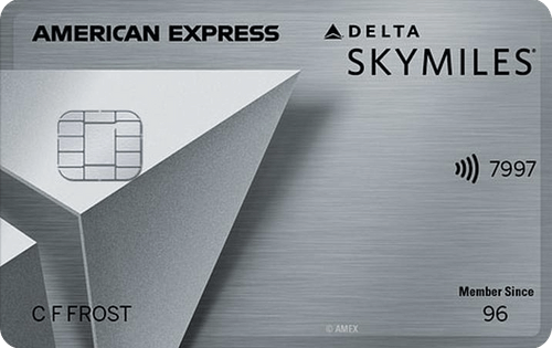 Delta SkyMiles® Platinum American Express Card Review