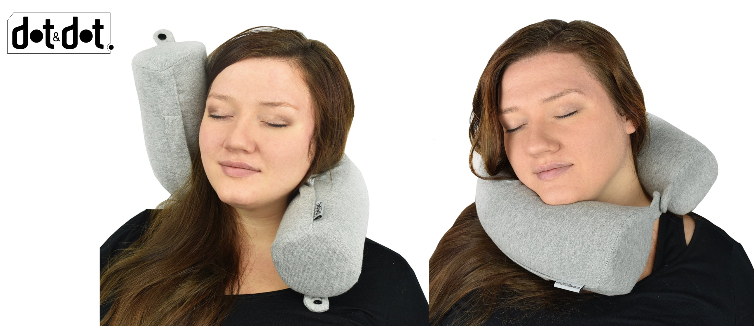 Dot & Dot Twist - Best Travel Pillows On The Market