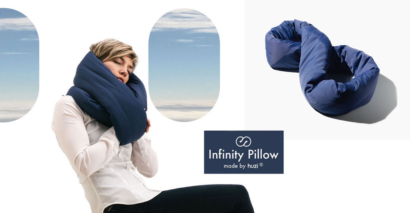 Infinity Pillow - Best Travel Pillows On The Market