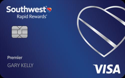 Southwest Rapid Rewards® Premier Credit Card Review