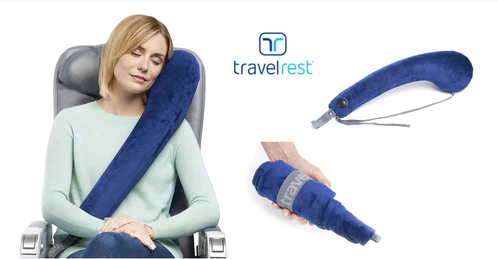 Travel Rest - Best Travel Pillows On The Market