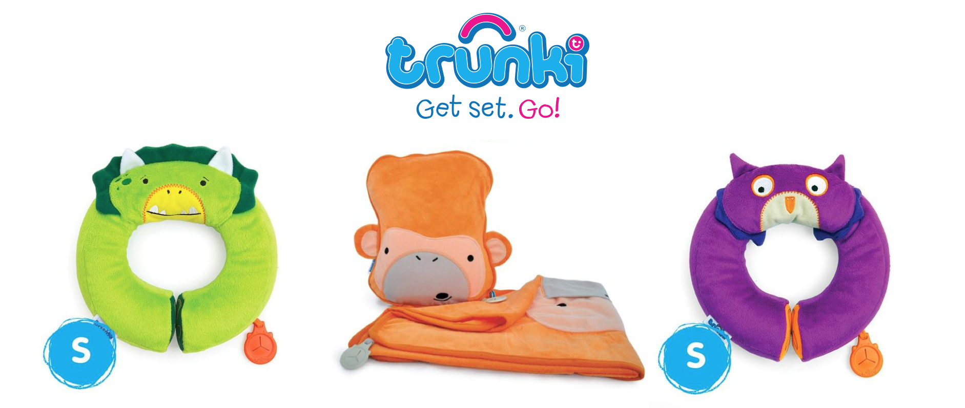 Trunki - Best Travel Pillows On The Market