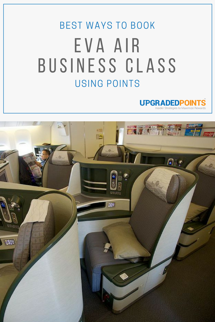 Best Ways to Book Eva Air Business Class Using Points