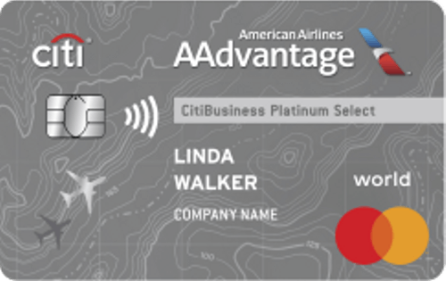 CitiBusiness® / AAdvantage® Platinum Select® Mastercard® — Full Review [2021]