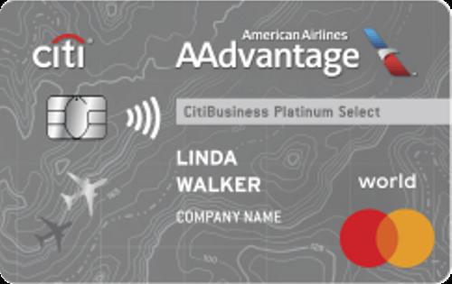 CitiBusiness® / AAdvantage® Platinum Select® World Mastercard® Review