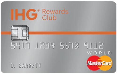 IHG® Rewards Club Select Credit Card — Full Review [2021]