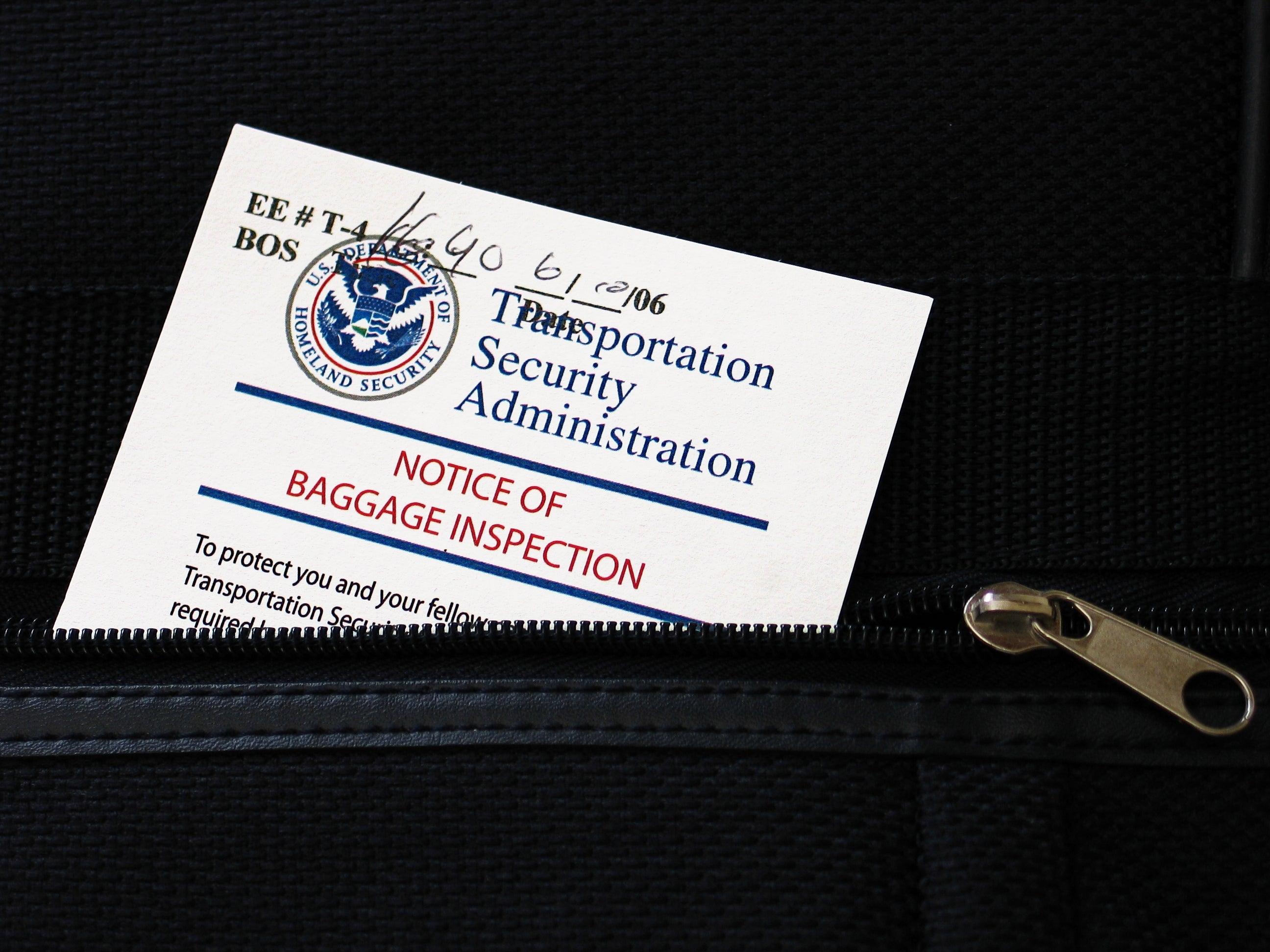 TSA dating sivusto