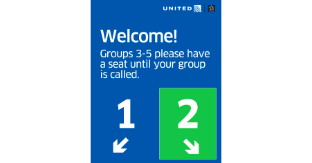 United Airlines Boarding Groups — A Complete Guide [2019]