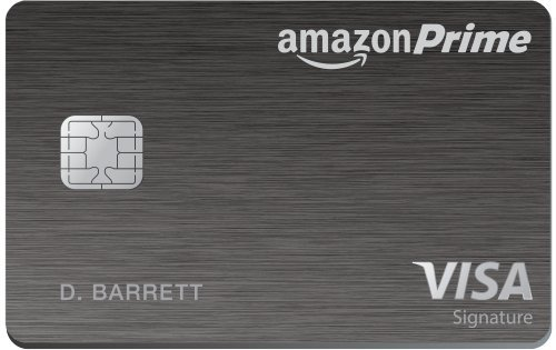 Amazon Prime Rewards Visa Signature Card – Full Review [2021]