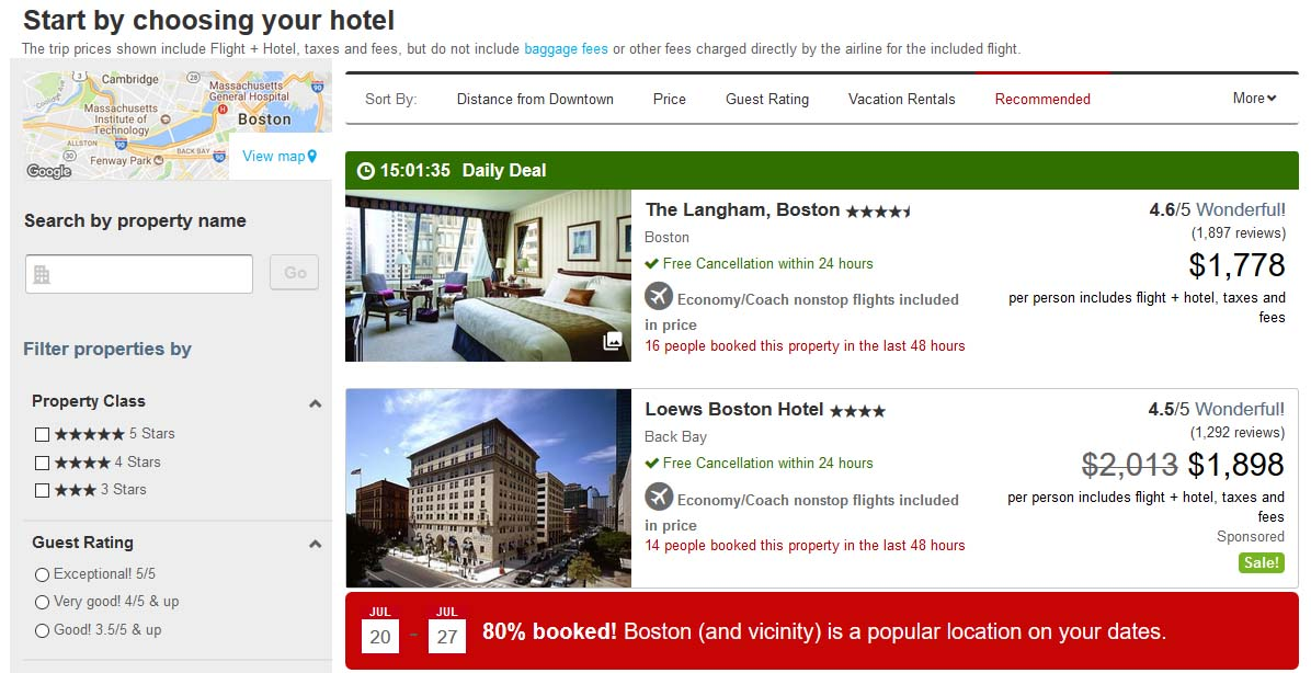 Hotwire - The Complete Guide to Finding Great Travel Deals ...