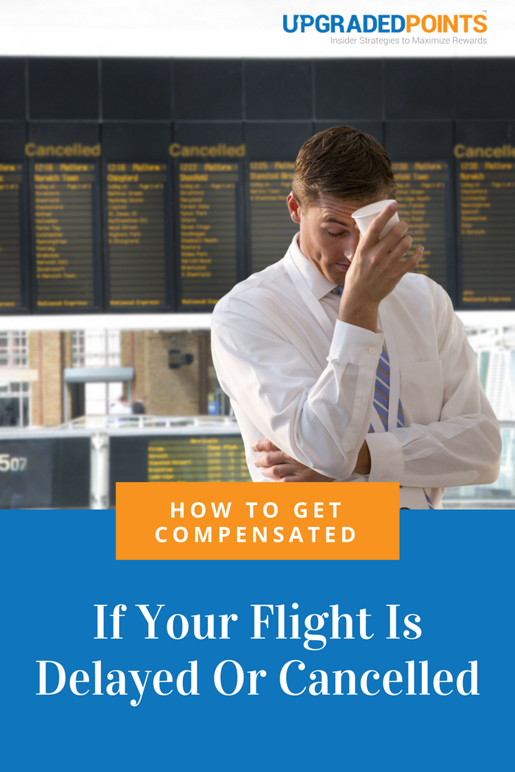 How to Get Compensation When Your Flight Is Delayed [or