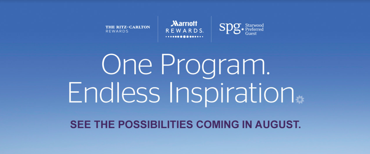 Complete Guide to SPG, Marriott & Ritz Carlton Loyalty Program Changes