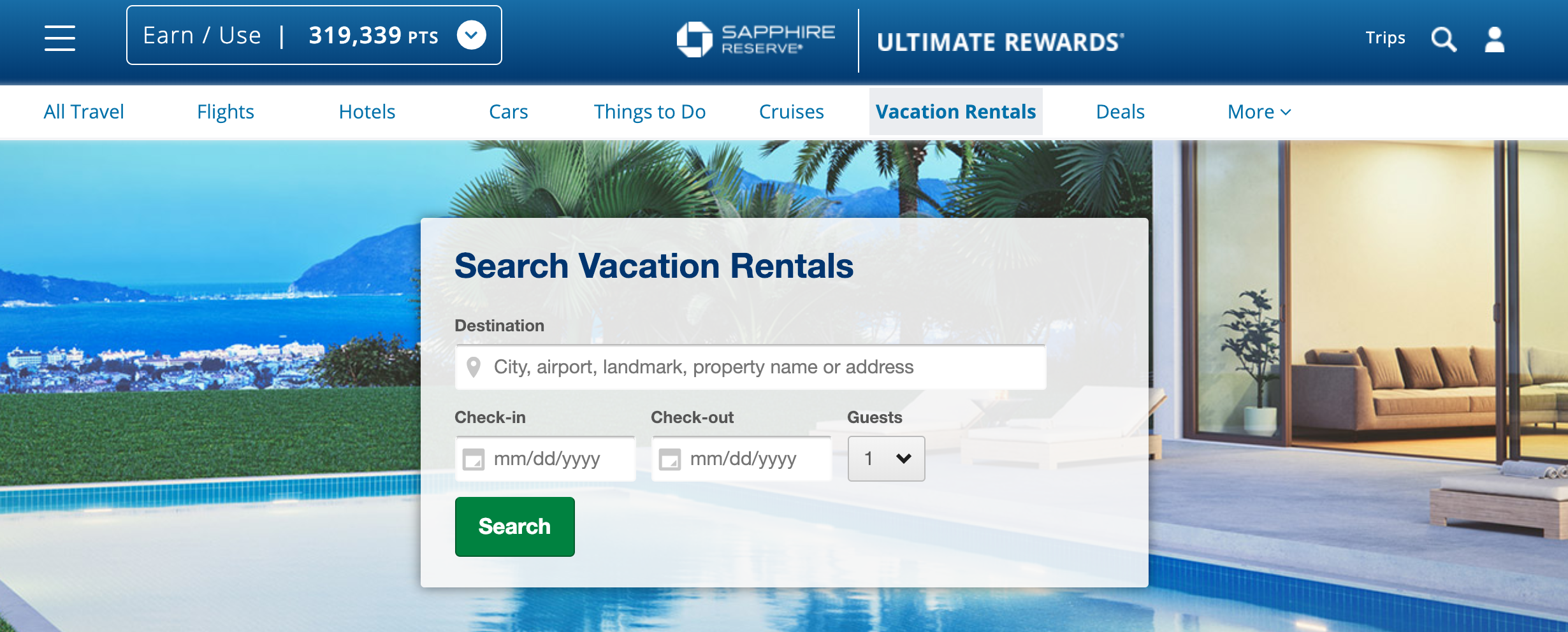 The Chase Ultimate Rewards Travel Portal - Full Guide [2019]