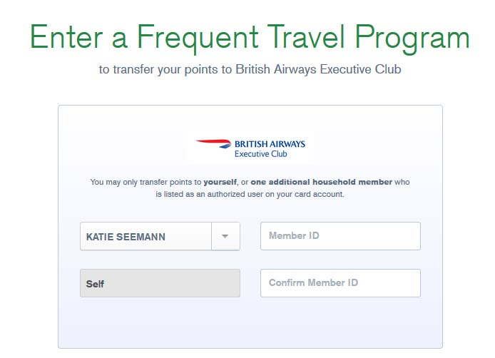 Chase Travel Portal - How To Transfer Points To Hotel and Airline Parnters