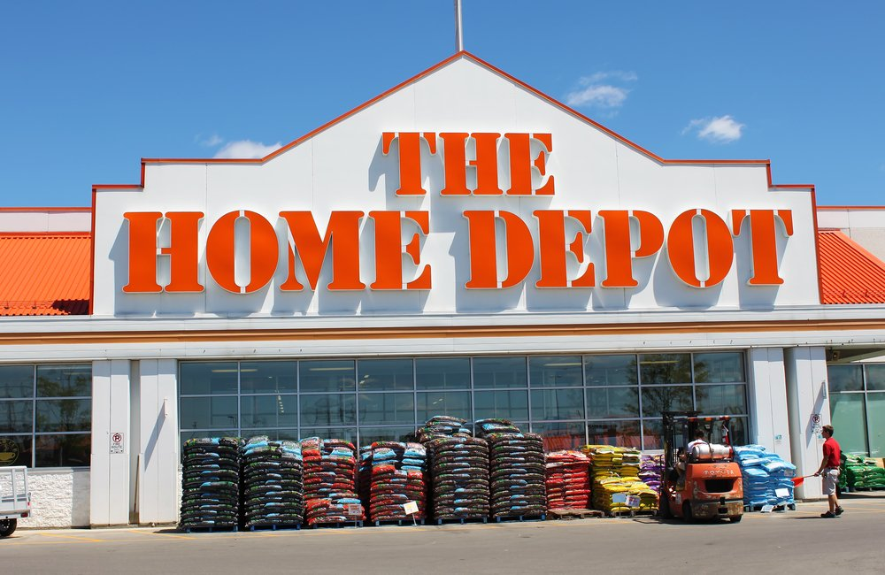 Home Depot Front For Credit Card Review