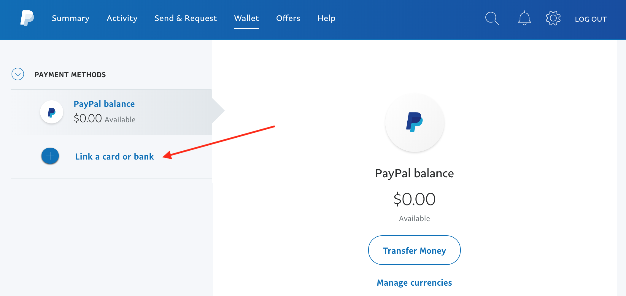 paypal credit request increase