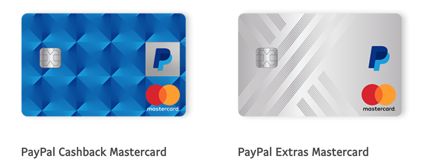 """The PayPal Cashback Mastercard & PayPal """"Extras"""" Cards - Worth It?"""