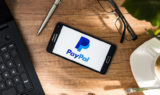PayPal on Smartphone for PayPal Debit Card Review