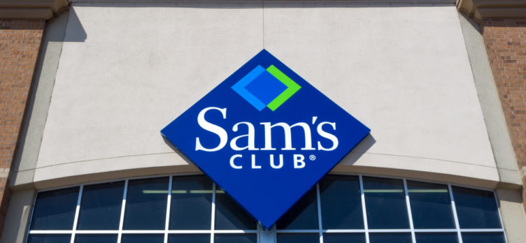 Sam's Club Storefront for Sam's Club Credit Card Reviews