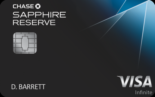 Chase Sapphire Reserve 174 Credit Card Review 50k Bonus Points