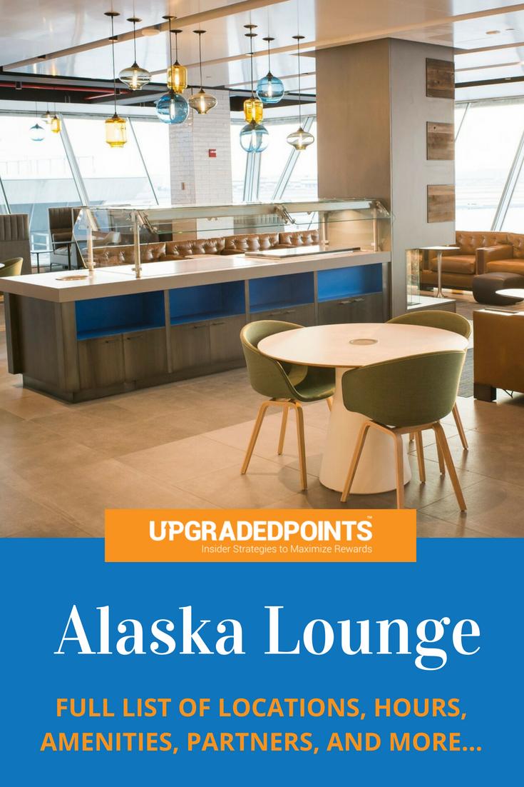 Alaska Lounge Locations, Hours, Amenities, & More