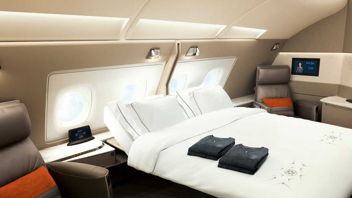 How To Fly Singapore Suites For Just 4,000 Additional ...