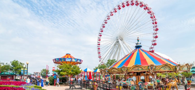 Top 20 Amusement Parks in North America