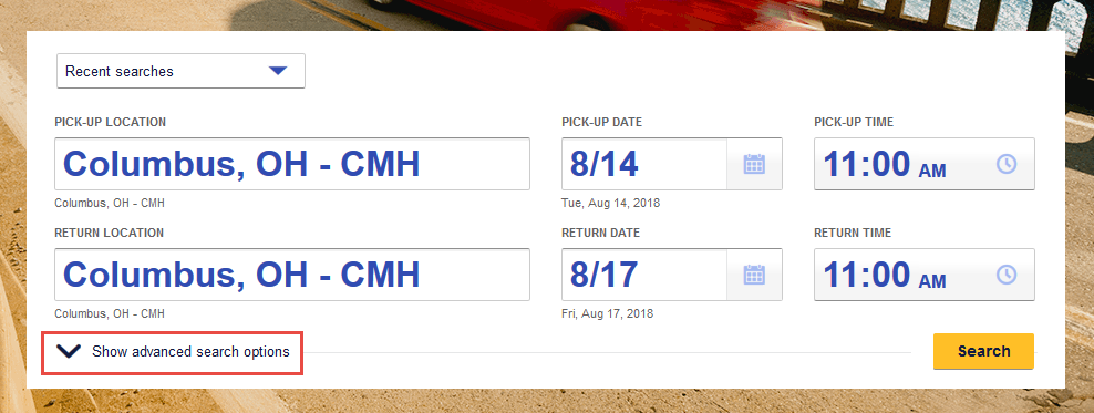 How To Maximize Your Southwest Points With Car Rentals [2019]
