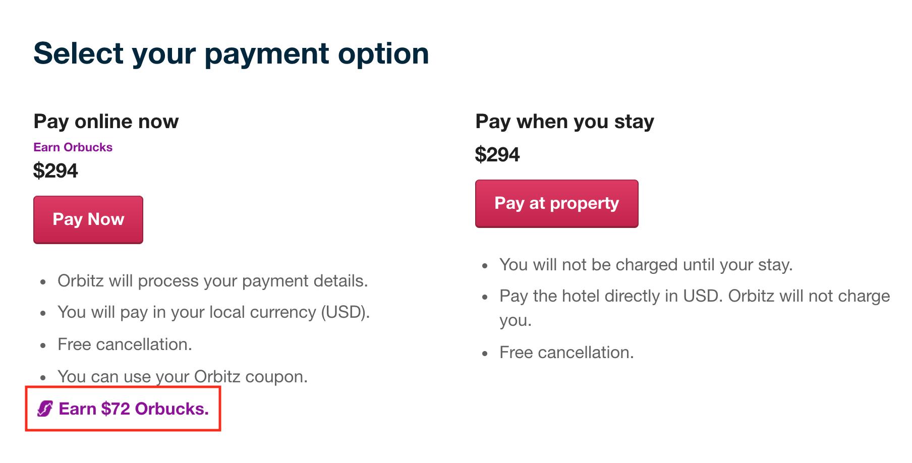 cancellation hotel deals