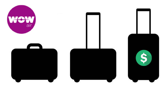 Wow Air Baggage Fees Policy Airline Out Of Business