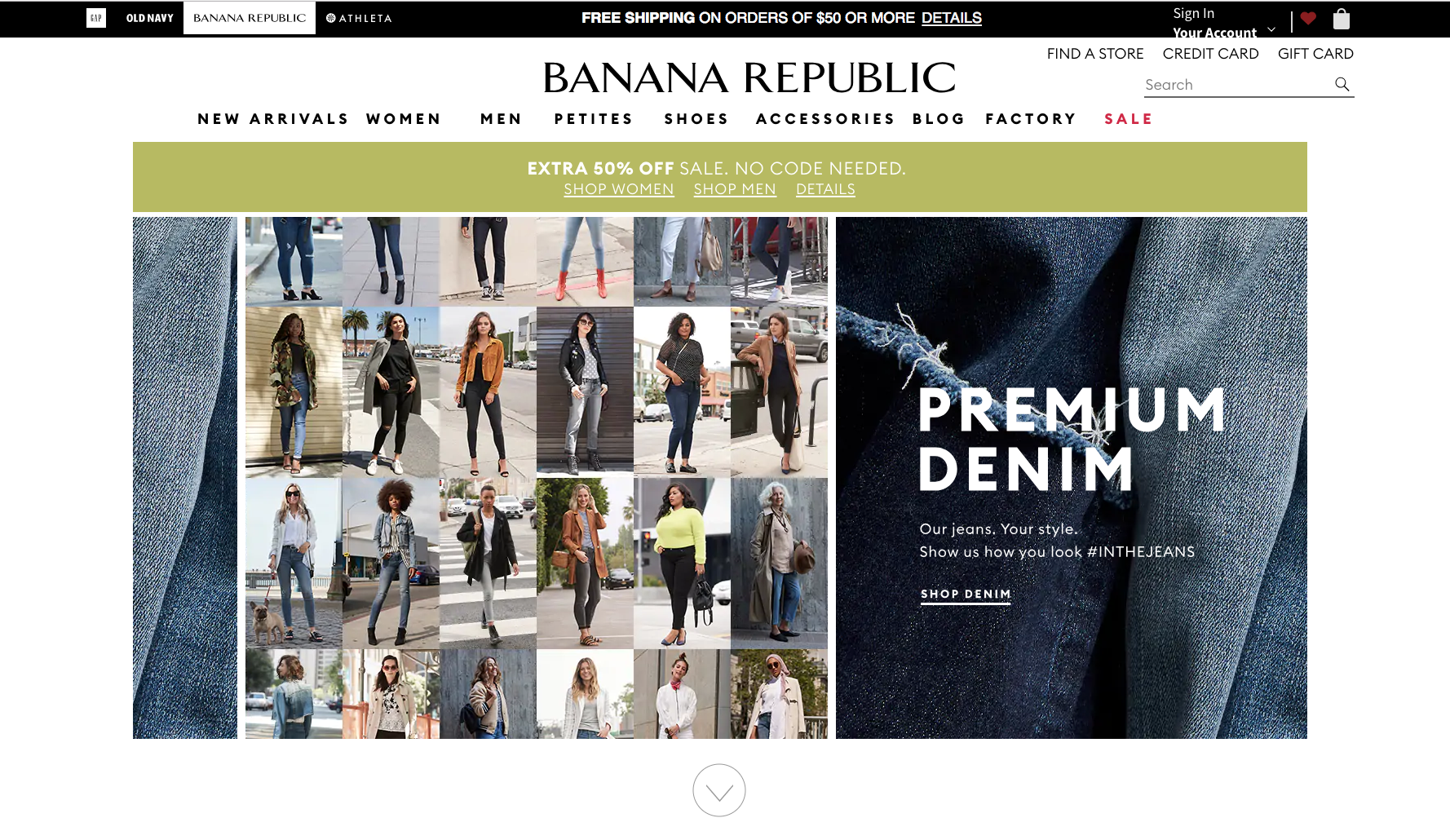 Daily Deals: 30 Off At Banana Republic, Free Shipping At Philosophy photo