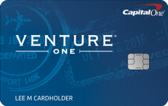 Capital One® VentureOne® Rewards Credit Card – Full Review [2021]